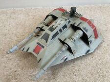 1996 Power Of The Force Star Wars Snow Speeder Electronic Lights And Sounds