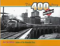 The 400 STORY - Chicago & North Western Passenger Trains -- (NEW BOOK)