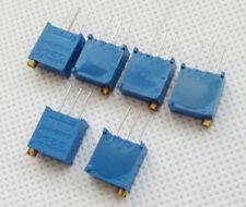 10 pcs 3296W Potentiometer 103 10K Variable Adjustable Multiturn Trimmer