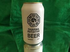 DHARMA initiative BEER (SWAN LOGO) Can- LOST TV  SHOW ABC