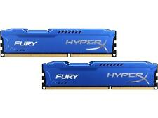 Kingston HyperX FURY 16GB Kit (2x8GB) 1600MHz DDR3 CL10 DIMM BLUE HX316C10FK2/16