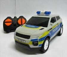 tolles Polizeiauto ferngesteuert, Lenkung, Funktionskontrolle, R/C, 27 MHz  NEU