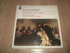 """GIULINI ~ MANUEL DE FALLA """" LOVE THE MAGICIAN / THREE CORNERED HAT """" SXLP 30140"""