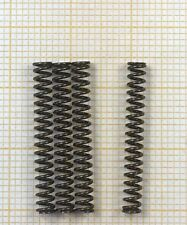 4 x Druckfeder, Länge 24mm, Außen Ø3,2mm, Drahtstärke 0,5mm