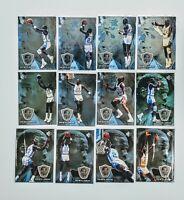MICHAEL JORDAN (UNC jersey) 1998-99 UD SP Phi Beta 19 cards lot (North Carolina)