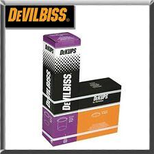 DeVilbiss DeKups Disposable 24 Oz. Cups & Lids - DPC-601-802101