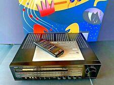 YAMAHA AVX-100U Stereo Amplifier/Receiver w/Remote/Manual/ Original Box 1 Owner