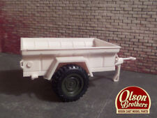 Olson Brothers Resin Re-Pop 1/25 M416 Field Service Trailer MPC !!NEW!!