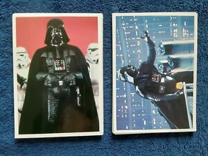 1980 TOPPS THE EMPIRE STRIKES BACK GIANT PHOTO CARDS LOT