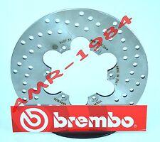 DISCO FRENO BREMBO BENELLI VELVET 125 150 250 400 MALAGUTI MADISON F18  68B40735
