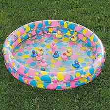 Inflatable Duck Pond Pool Luau Carnival Decoration