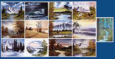 BOB ROSS, 3-disc DVD SET, Series 12 Teaches13 Paintings