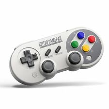 8Bitdo SF30 Pro Controller Gamepad for Windows, macOS, Android - Nintendo Switch