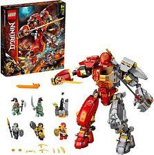 Lego - Ninjago - Feuer-Stein-Mech (71720)