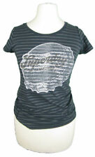 Superdry Cotton Patternless Graphic T-Shirts for Women