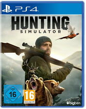Hunting Simulator (Sony PlayStation 4, 2017)