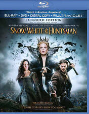 Snow White and the Huntsman (Blu-ray/DVD, 2015, 2-Disc Set) - NEW!!