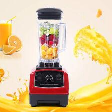 1500w 2l Commercial Blender Mixer Smoothie Maker Fruit Juicer Food Processor Usa