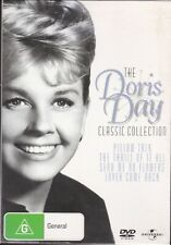 Doris Day Classic Collection 4 Disc Set - New/Sealed  Genuine Region 4 Free Post