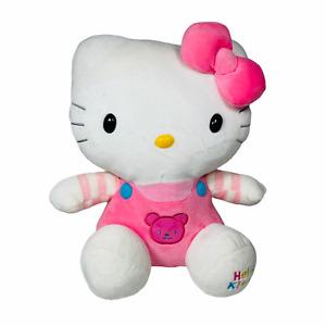 Sanrio Hello Kitty Plush Toy Doll Stuffed Toy Pink White