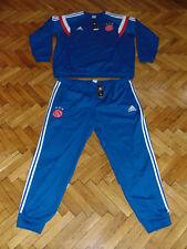 Ajax Amsterdam Soccer Tracksuit Adidas Football Suit Sweatshirt Sweat Pants NEW