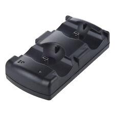 V1P 2in1 usb chargeur double deck pour PS3 dual shock move wirele contrôleur