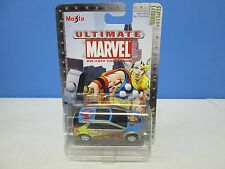 Maisto Ultimate Marvel Thor Cadillac Vizon No 11