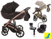 Kinderwagen 4in1 TAKO LARET IMPERIAL Kinderwagen+ Sportwagen+ Autositz + Isofix