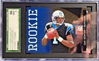Cam Newton 2011 Panini Donruss Elite Rookie 770/999 SGC 9 (96)