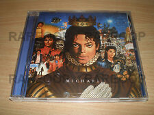 Michael by Michael Jackson (CD, 2010, Epic/Sony Music) ARGENTINA PROMO