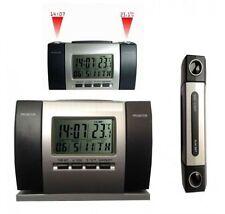 Sveglia DS-503 Orologio A Proiezione Temperatura Schermo Lcd Data Calendario hsb