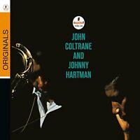 John Coltrane - John Coltrane And Johnny Hartman [CD]