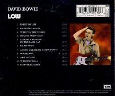 CD de musique rock david bowie sans compilation