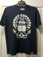 Johnny Cupcakes Carolinas Credit Union Collab Limited Edition T-Shirt 2017 Sz LG
