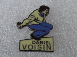 PIN S PETANQUE BOULES DANIEL VOISIN