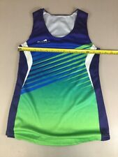 Mt Borah Teamwear Womens Size Xs Xsmall Run Running Singlet (6910-106)