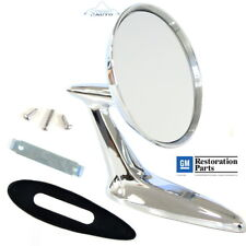 68-9 Chevrolet Outside Remote Door Mirror HARDWARE Only