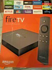 Amazon Fire TV (2nd Generation) 4K HD Media Streamer - Black