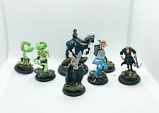 Malifaux Resserectionist Reva Crew well painted magnetized