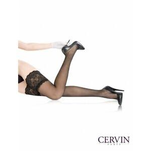 Nylon Stockings Self Fixing Lapel Lace Part Sensual Brand Cervin