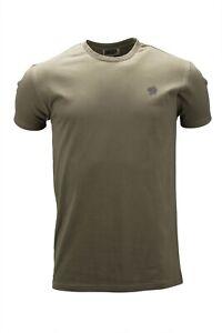 Nash Tackle T-Shirt Green *All Sizes* Fishing Clothing Tee NEW