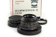 Leica Summicron-R 11218 2/50mm 1.Model // 32816,5