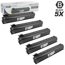 LD Comp Toshiba T-FC25-K 5pk Black e-Studio 2040C 2540C 3040C 3540C 4540C