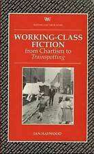 Working Class Fiction (Writers and their Work)-ExLibrary