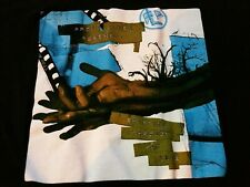 FRONT LINE ASSEMBLY Black T Shirt FLA Womens Size Large Electro Industrial EBM