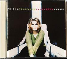 Everybody Knows by Trisha Yearwood (CD, Aug-1996, Universal Music)