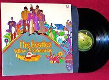OST LP YELLOW SUBMARINE BEATLES GEORGE MARTIN 1969 UK ORIG PRESS NM NEAR MINT