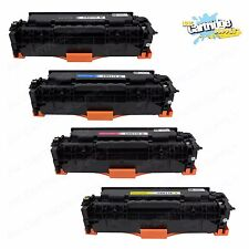 4P Canon 118 Toner Replacement For ImageCLASS MF8380CDW MF8580CDW LBP7200Cd
