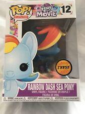 Funko Pop! Vinyl Figure - Rainbow Dash Sea Pony - 12 - CHASE EDITION