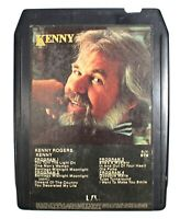 Kenny Rogers Kenny 8-Track Tape Stereo Tested A
